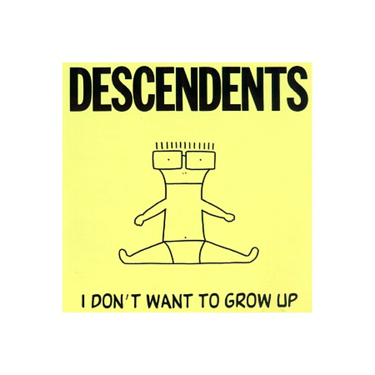 AllianceDescendents - I Don't Want to Grow Up