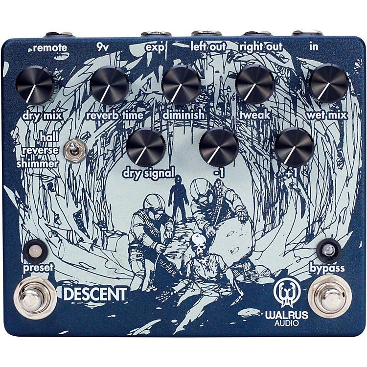Walrus AudioDescent Reverb/Octave Machine