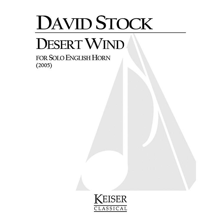 Lauren Keiser Music PublishingDesert Wind for Solo English Horn LKM Music Series