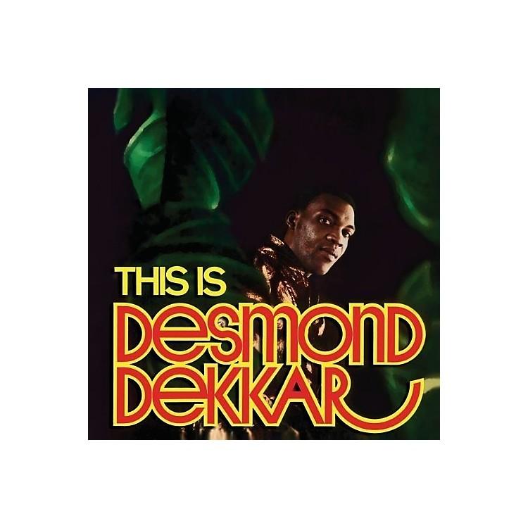AllianceDesmond Dekker - This Is Desmond Dekkar