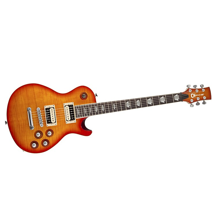 CharvelDesolation DS1 Pro Stock Electric GuitarCherry Sunburst