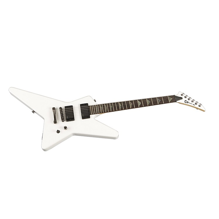 Charvel Desolation DST-1 ST Star Electric Guitar Snow White