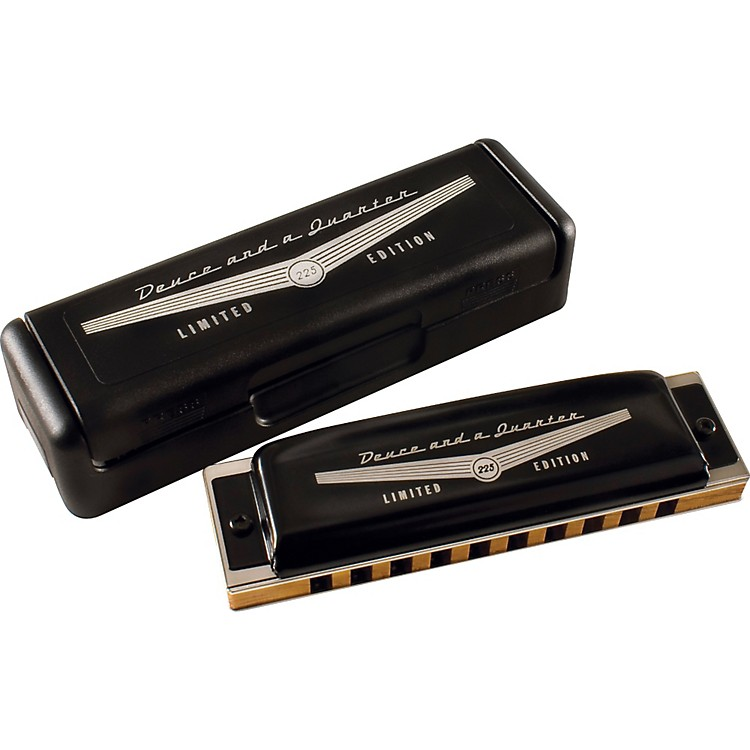 Hohner Deuce and a Quarter Harmonica
