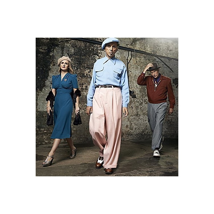 AllianceDexys - Let The Record Show: Dexys Do Irish & Country Soul