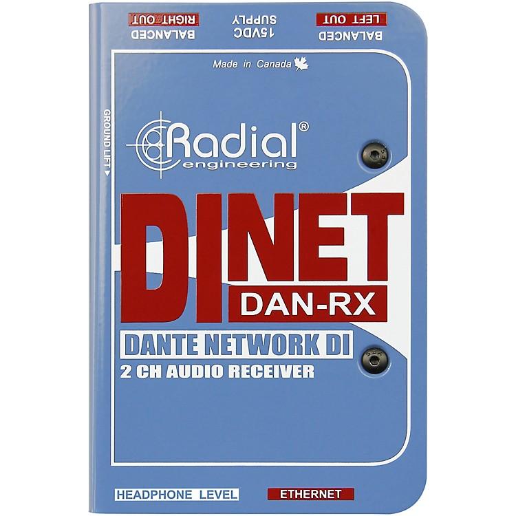 Radial EngineeringDiNET DAN-RX Direct Box