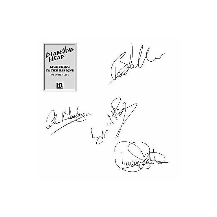 AllianceDiamond Head - Lightning To The Nations: White Album