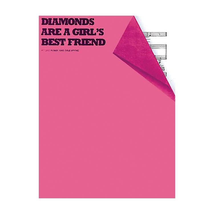 Music SalesDiamonds Are a Girl's Best Friend Music Sales America Series