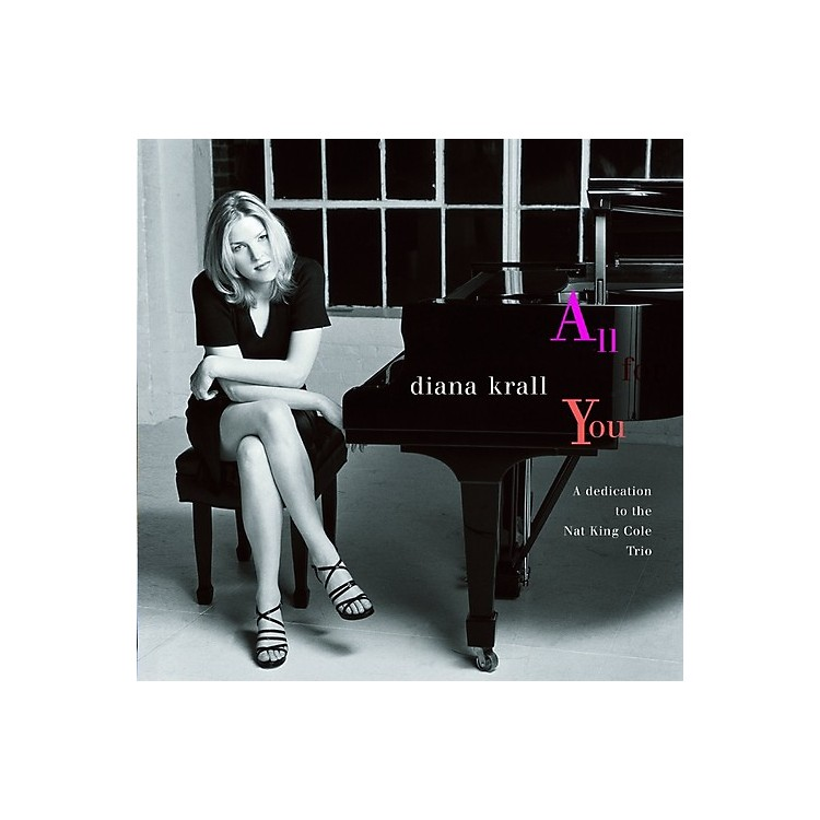 AllianceDiana Krall - All For You