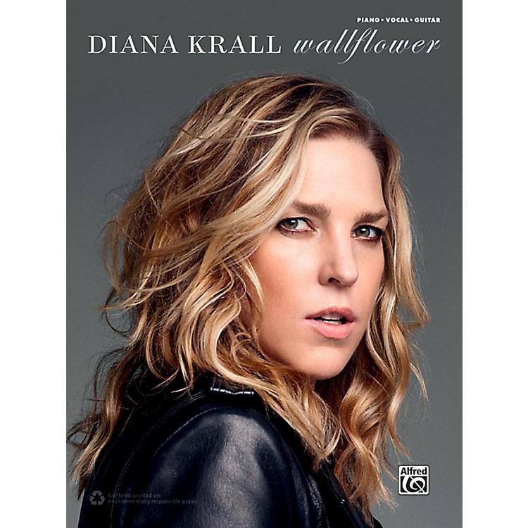 AlfredDiana Krall: Wallflower - Piano/Vocal/Guitar Songbook