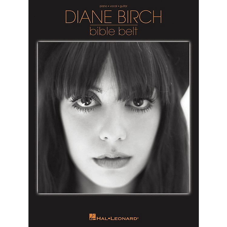 Hal Leonard Diane Birch - Bible Belt PVG Songbook