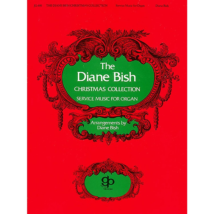 Gentry PublicationsDiane Bish - Christmas Collection (Organ)