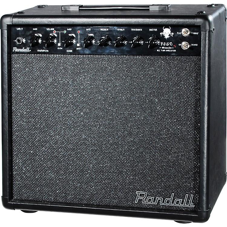 RandallDiavlo Series RD50C 50W 1x12 Tube Guitar Combo Amp