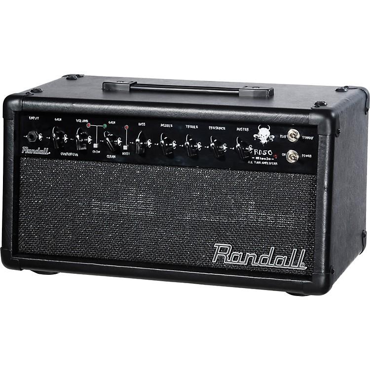 RandallDiavlo Series RD50H 50W Tube Guitar Amp Head