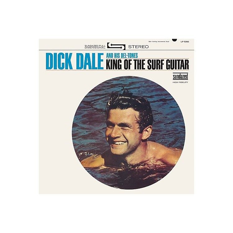 AllianceDick Dale - King of the Surf Guitar
