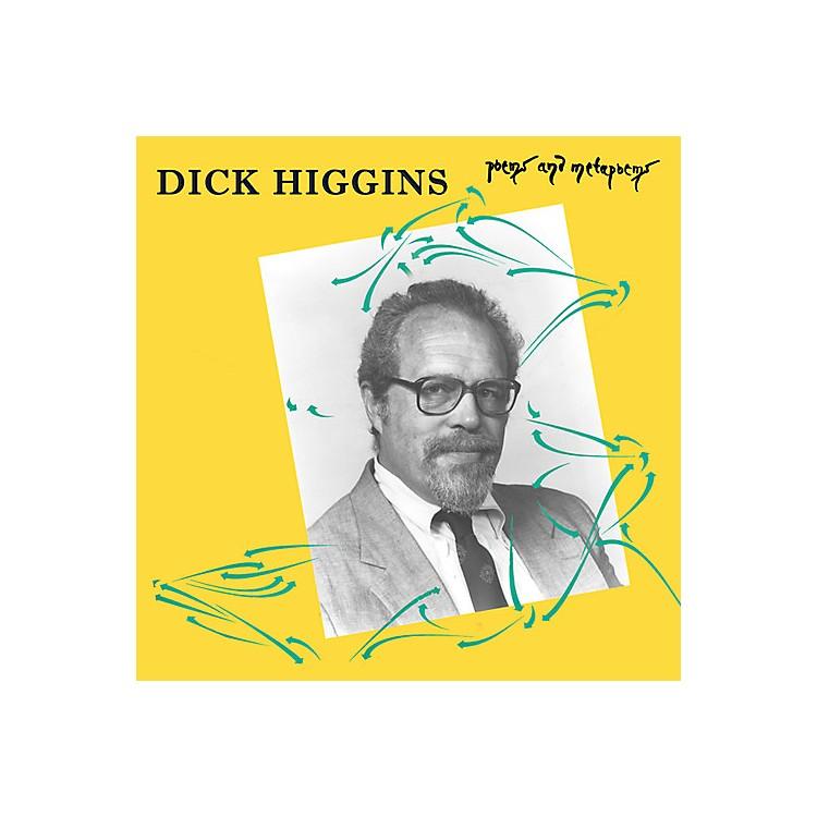 AllianceDick Higgins - Poems & Metapoems