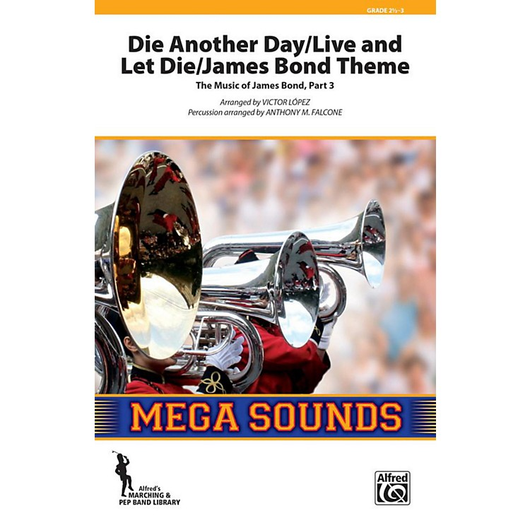 AlfredDie Another Day / Live and Let Die / James Bond Theme Grade 3 (Medium)