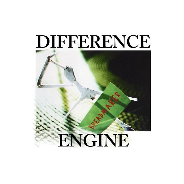 Alliance Difference Engine - Breadmaker