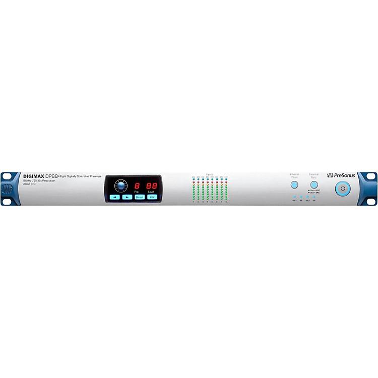 PreSonusDigiMax DP88 8-Channel Mic Pre and Digital Audio Converter