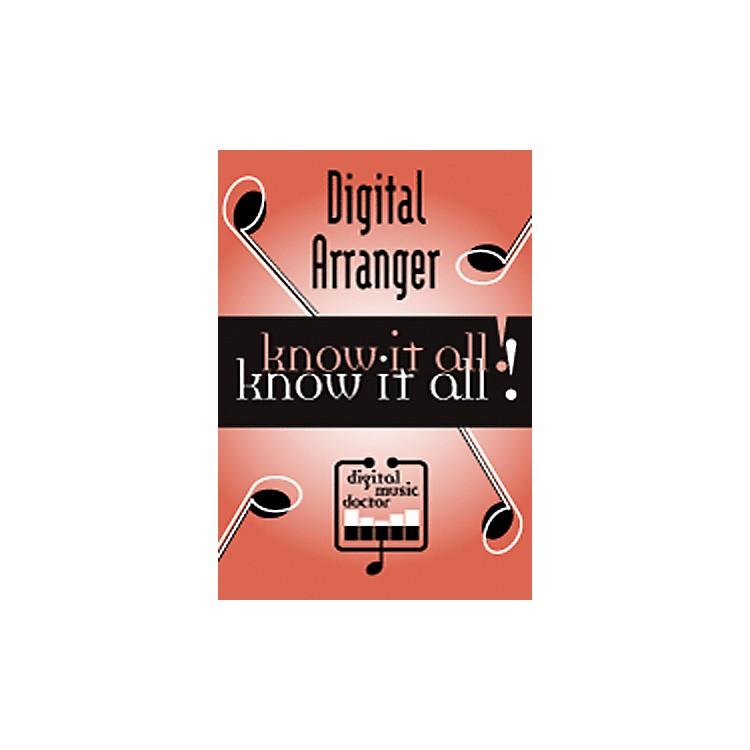 Digital Music DoctorDigital Arranger - Know It All! (Data DVD)