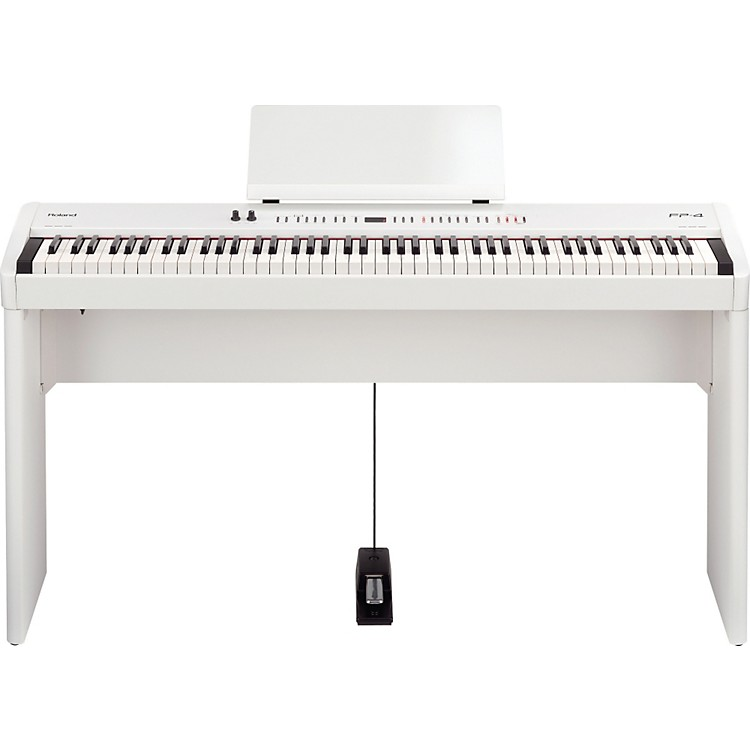 Roland Digital Piano Stand White
