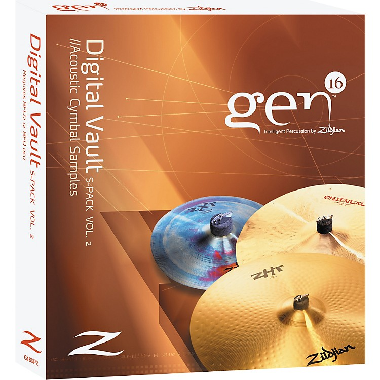 Gen16 Intelligent Percussion Digital Vault Sound Pack Volume 2