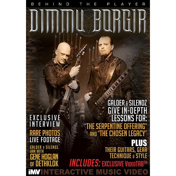 IMVDimmu Borgir Guitarists Galder & Silenoz Behind the Player DVD