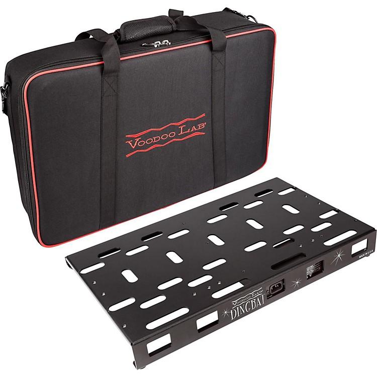Voodoo LabDingbat Medium Pedalboard Power Package with Pedal Power 4x4