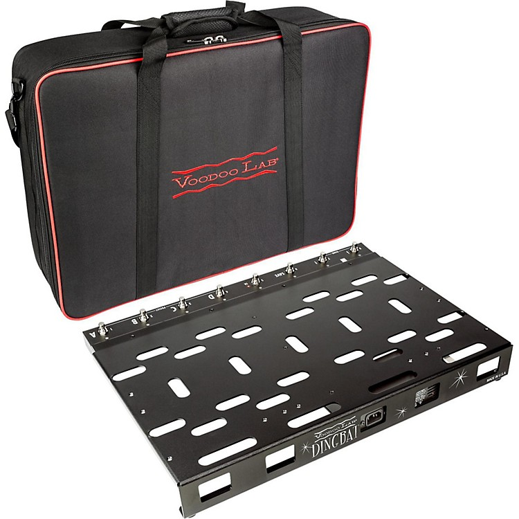 Voodoo LabDingbat PX Pedalboard Power Package with Pedal Power 4x4 and PX-8 PLUS