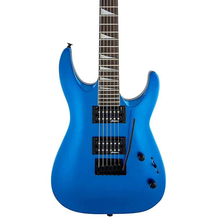 JacksonDinky JS22 DKA Arch Top Natural Electric GuitarMetallic Blue