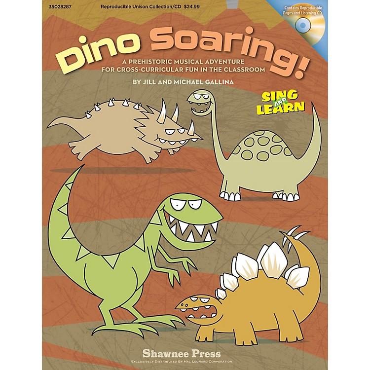 Shawnee PressDino Soaring! REPRO COLLECT UNIS BOOK/CD Composed by Jill Gallina