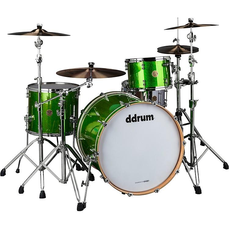 DdrumDios 3-Piece Shell PackEmerald Green