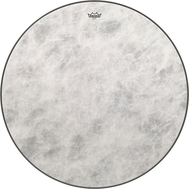 Remo Diplomat Fiberskyn Bass Drum Head 20 in.