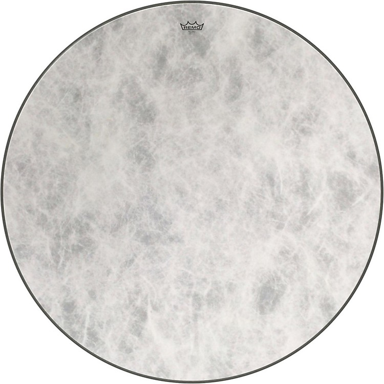 Remo Diplomat Fiberskyn Bass Drum Head 40 in.