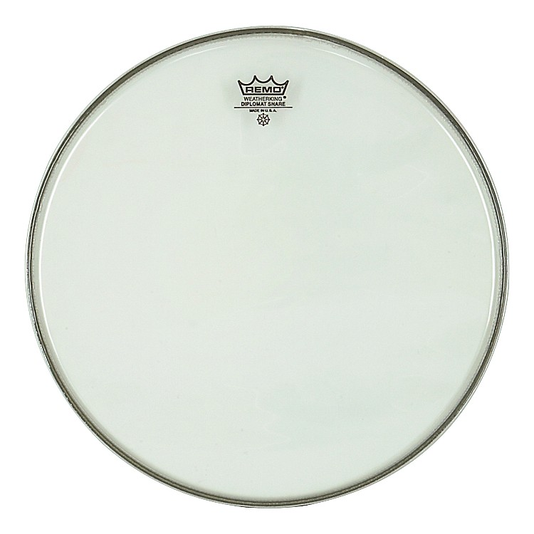 RemoDiplomat Snare Side Head12 in.