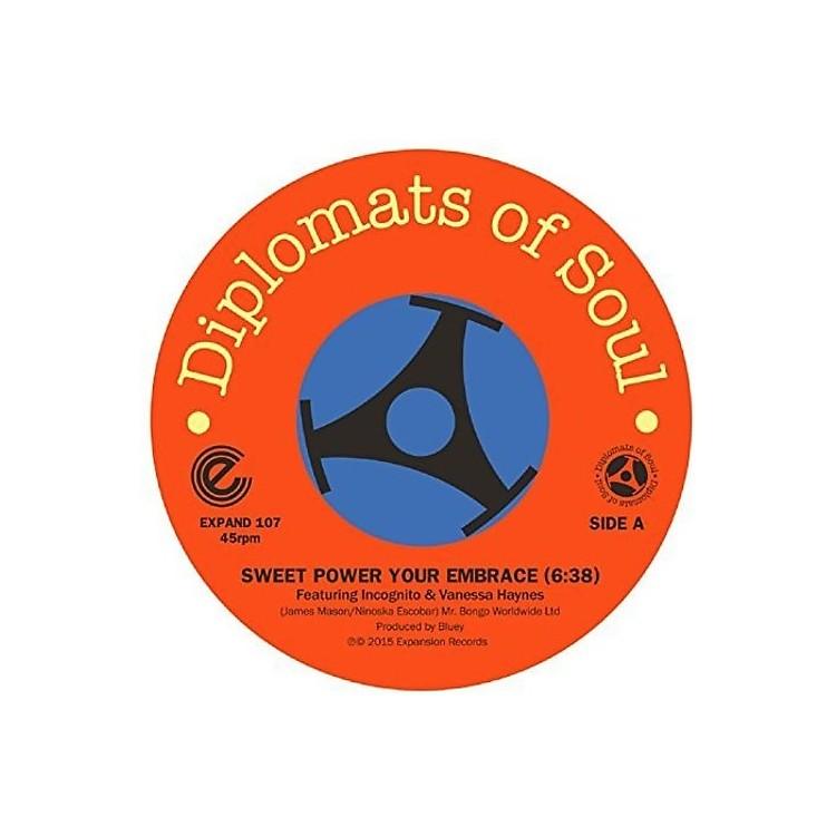 AllianceDiplomats of Soul - Sweet Power Your Embrace/Mi Sabrina Tequana