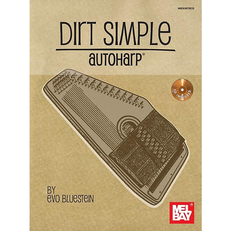 Mel BayDirt Simple Autoharp (Book/CD)