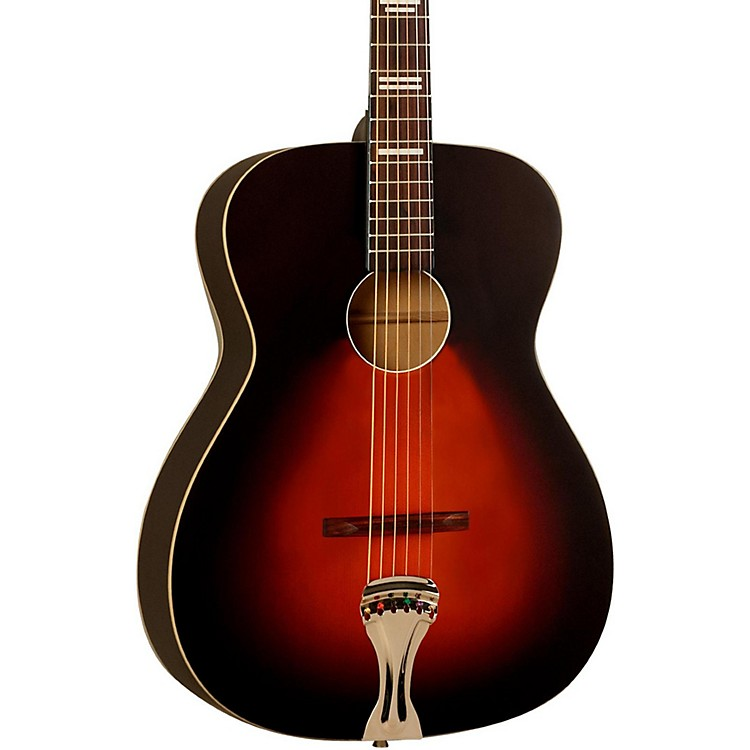 Recording KingDirty 30's Harmonella OOO Acoustic Guitar
