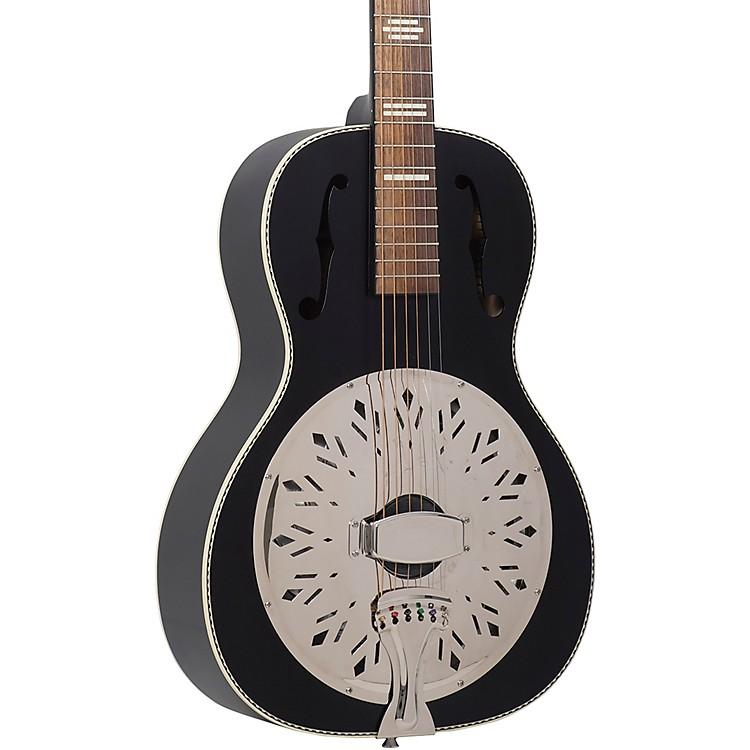 Recording KingDirty 30s Resonator GuitarSatin Black