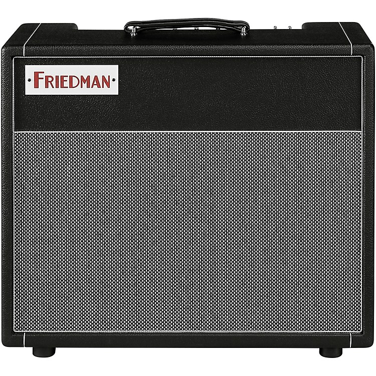Friedman Dirty Shirley 40W 1x12 Tube Guitar Combo Amp with Celestion Creamback Black