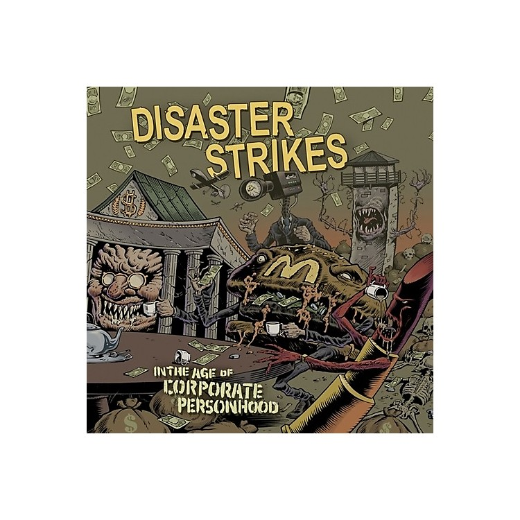 AllianceDisaster Strikes - In The Age Of Corporate Personhood