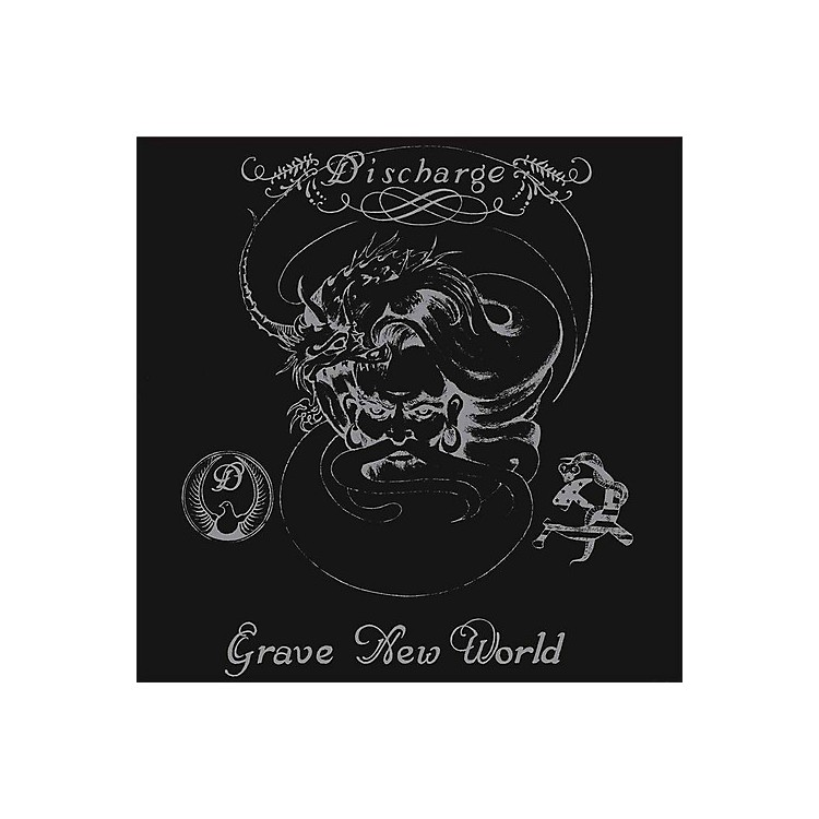 AllianceDischarge - Grave New World