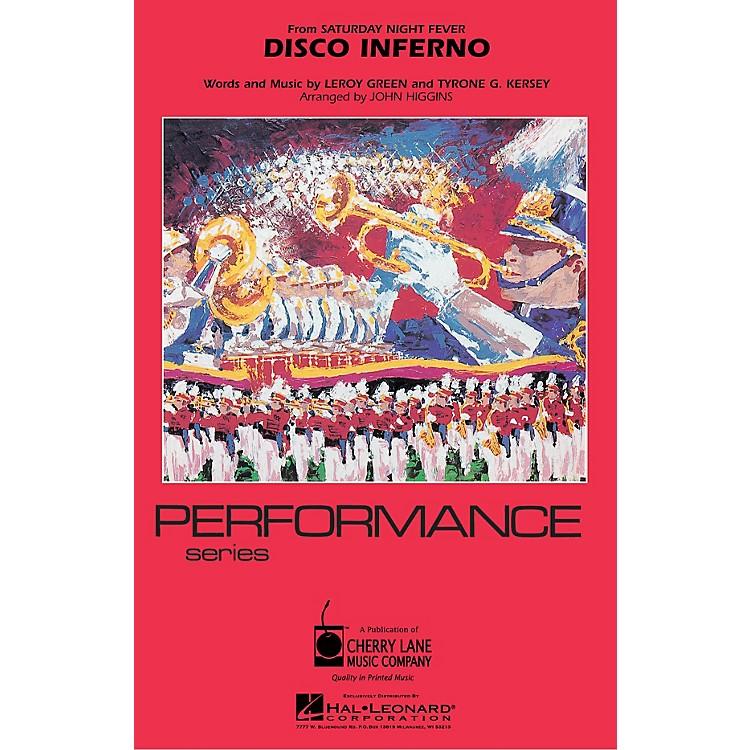 Cherry LaneDisco Inferno Marching Band Level 3 Arranged by John Higgins