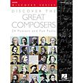 Hal Leonard Discover the Great Composers Posters