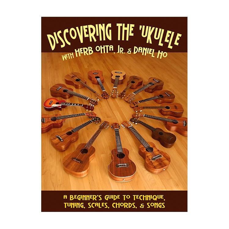 AlfredDiscovering the 'Ukulele Book