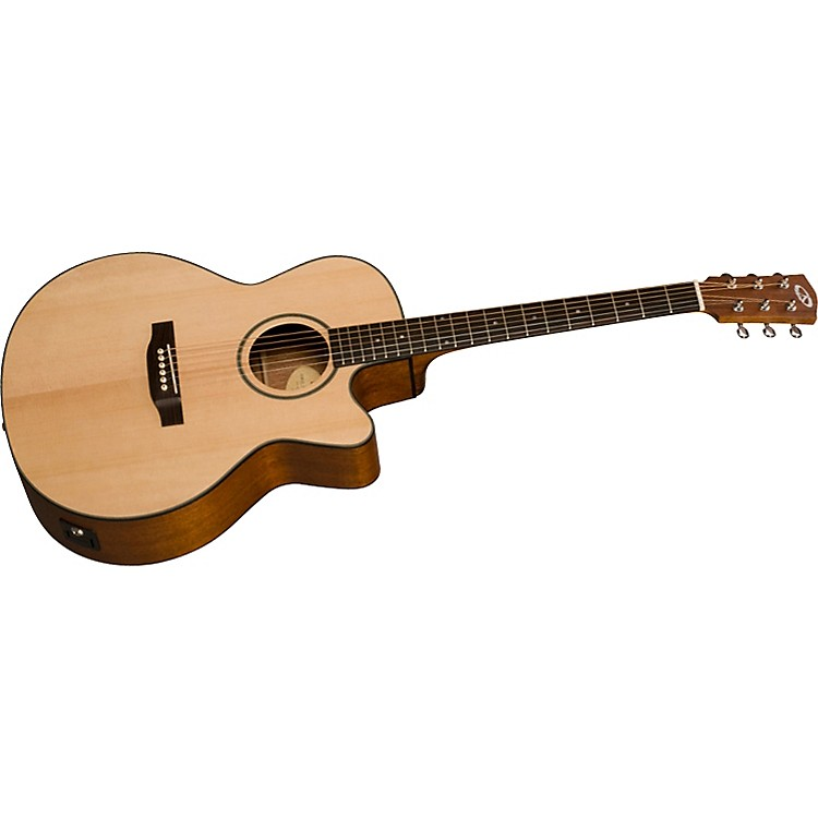 BedellDiscovery BDMCE-18-M Orchestra Cutaway Acoustic-Electric Guitar