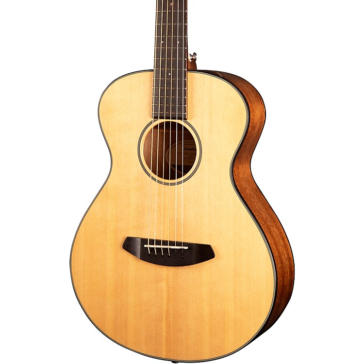 Breedlove Discovery Companion Acoustic Guitar Natural