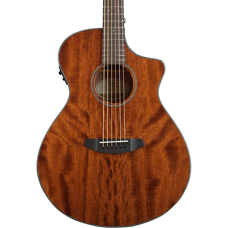 BreedloveDiscovery Concert CE 6-String Mahogany Acoustic-Electric GuitarNatural