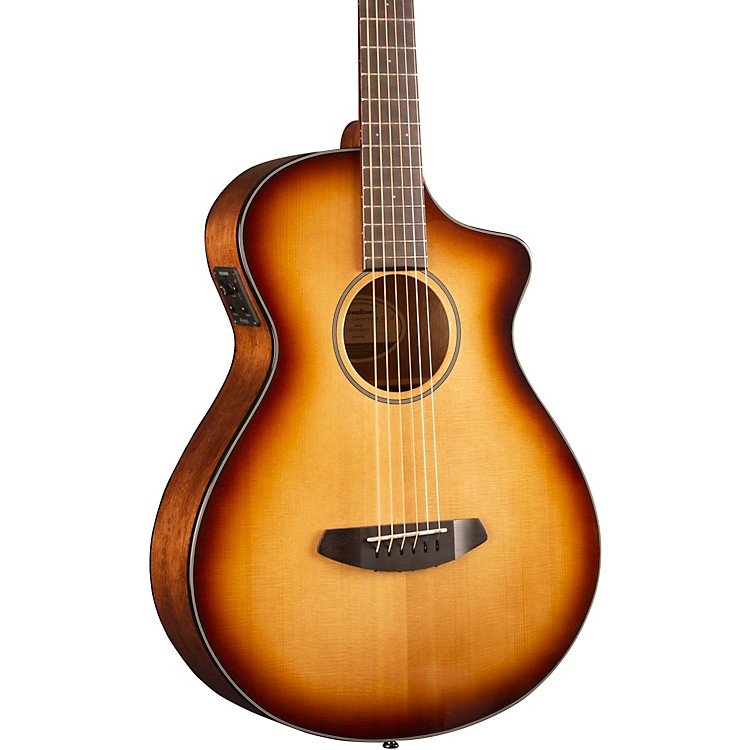 BreedloveDiscovery Concertina Cutaway CE Acoustic-Electric GuitarSunburst