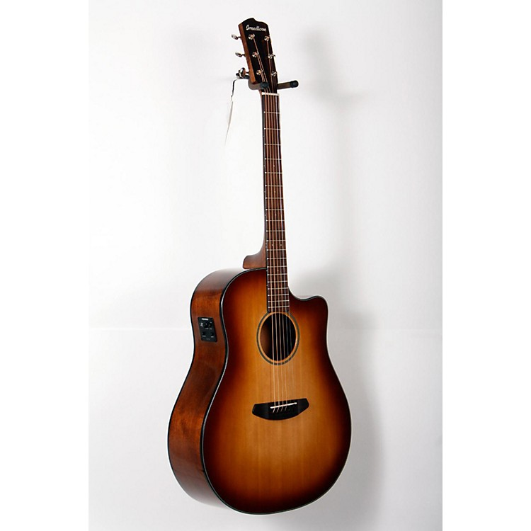 Breedlove Discovery Dreadnought CE Acoustic-Electric Guitar Sunburst 888365819723
