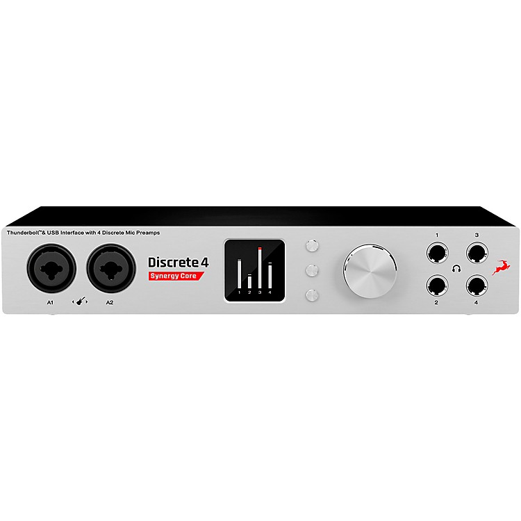 Antelope Audio Discrete 4 Synergy Core Audio Interface